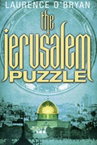 The Jerusalem Puzzle by Laurence O'Bryan