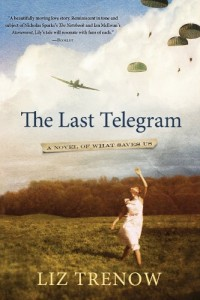 Last Telegram by Liz Trenow