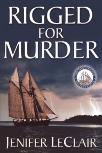 Bargain eBook Hunter: We Hunt for FREE & Bargain eBooks So You Don't Have To! -- A HotZippy Website: Today's Readers for Tomorrow's Bestsellers! © -- Bargain eBook Hunter proudly presents: Rigged for Murder (Windjammer Mystery Series) by Jenifer LeClair!
