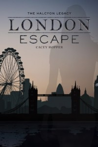 Bargain eBook Hunter: We Hunt for FREE & Bargain eBooks So You Don't Have To! -- A HotZippy Website: Today's Readers for Tomorrow's Bestsellers! © -- Bargain eBook Hunter proudly presents: London Escape (The Halcyon Legacy #1) by Cacey Hopper!
