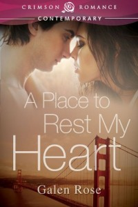 Bargain eBook Hunter: We Hunt for FREE & Bargain eBooks So You Don't Have To! -- A HotZippy Website: Today's Readers for Tomorrow's Bestsellers! © -- Bargain eBook Hunter proudly presents: A Place to Rest My Heart (Crimson Romance) by Galen Rose!