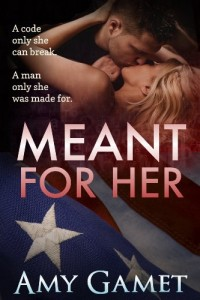Bargain eBook Hunter: We Hunt for FREE & Bargain eBooks So You Don't Have To! -- A HotZippy Website: Today's Readers for Tomorrow's Bestsellers! © -- Bargain eBook Hunter proudly presents: Meant for Her (Romantic Suspense) (Love and Danger, #1) by Amy Gamet!