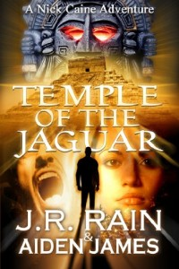 Bargain eBook Hunter: We Hunt for FREE & Bargain eBooks So You Don't Have To! -- A HotZippy Website: Today's Readers for Tomorrow's Bestsellers! © -- Bargain eBook Hunter proudly presents: Temple of the Jaguar (Nick Caine #1) by J.R. Rain!