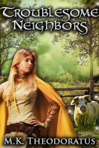 Bargain eBook Hunter: We Hunt for FREE & Bargain eBooks So You Don't Have To! -- A HotZippy Website: Today's Readers for Tomorrow's Bestsellers! © -- Bargain eBook Hunter proudly presents: Troublesome Neighbors by M. K. Theodoratus!