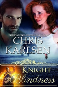Bargain eBook Hunter: We Hunt for FREE & Bargain eBooks So You Don't Have To! -- A HotZippy Website: Today's Readers for Tomorrow's Bestsellers! © -- Bargain eBook Hunter proudly presents: Knight Blindness (Knights in Time) by Chris Karlsen!