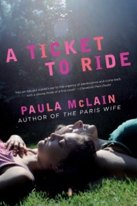 Bargain eBook Hunter: We Hunt for FREE & Bargain eBooks So You Don't Have To! -- A HotZippy Website: Today's Readers for Tomorrow's Bestsellers! © -- Bargain eBook Hunter proudly presents: A Ticket to Ride by Paula McLain!