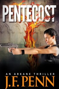 Bargain eBook Hunter: We Hunt for FREE & Bargain eBooks So You Don't Have To! -- A HotZippy Website: Today's Readers for Tomorrow's Bestsellers! © -- Bargain eBook Hunter proudly presents: Pentecost. An ARKANE Thriller (Book 1) by J.F. Penn!