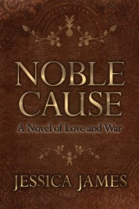 Bargain eBook Hunter: We Hunt for FREE & Bargain eBooks So You Don't Have To! -- A HotZippy Website: Today's Readers for Tomorrow's Bestsellers! © -- Bargain eBook Hunter proudly presents: Noble Cause: A Romantic Civil War Novel of Virginia by Jessica James!