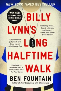 Bargain eBook Hunter: We Hunt for FREE & Bargain eBooks So You Don't Have To! -- A HotZippy Website: Today's Readers for Tomorrow's Bestsellers! © -- Bargain eBook Hunter proudly presents: Billy Lynn's Long Halftime Walk: A Novel by Ben Fountain!