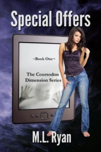 Bargain eBook Hunter: We Hunt for FREE & Bargain eBooks So You Don't Have To! -- A HotZippy Website: Today's Readers for Tomorrow's Bestsellers! © -- Bargain eBook Hunter proudly presents: Special Offers (The Coursodon Dimension) by M.L. Ryan!