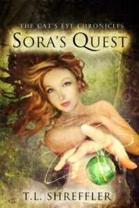 Bargain eBook Hunter: We Hunt for FREE & Bargain eBooks So You Don't Have To! -- A HotZippy Website: Today's Readers for Tomorrow's Bestsellers! © -- Bargain eBook Hunter proudly presents: Sora's Quest (The Cat's Eye Chronicles) by T. L. Shreffler!
