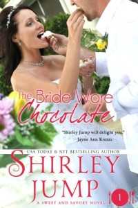 Bargain eBook Hunter: We Hunt for FREE & Bargain eBooks So You Don't Have To! -- A HotZippy Website: Today's Readers for Tomorrow's Bestsellers! © -- Bargain eBook Hunter proudly presents: The Bride Wore Chocolate (Sweet and Savory Romances, Book One) by Shirley Jump!