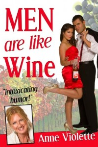 Bargain eBook Hunter: We Hunt for FREE & Bargain eBooks So You Don't Have To! -- A HotZippy Website: Today's Readers for Tomorrow's Bestsellers! © -- Bargain eBook Hunter proudly presents: MEN ARE LIKE WINE by Anne Violette!