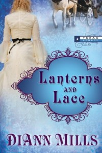 Bargain eBook Hunter: We Hunt for FREE & Bargain eBooks So You Don't Have To! -- A HotZippy Website: Today's Readers for Tomorrow's Bestsellers! © -- Bargain eBook Hunter proudly presents: Lanterns and Lace (Texas Legacy) by DiAnn Mills!