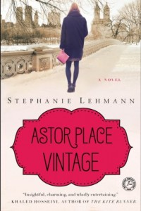 Bargain eBook Hunter: We Hunt for FREE & Bargain eBooks So You Don't Have To! -- A HotZippy Website: Today's Readers for Tomorrow's Bestsellers! © -- Bargain eBook Hunter proudly presents: Astor Place Vintage: A Novel by Stephanie Lehmann!