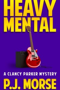 Bargain eBook Hunter: We Hunt for FREE & Bargain eBooks So You Don't Have To! -- A HotZippy Website: Today's Readers for Tomorrow's Bestsellers! © -- Bargain eBook Hunter proudly presents: Heavy Mental: A Clancy Parker Mystery by P.J. Morse!