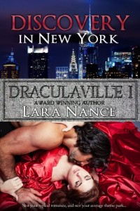 Bargain eBook Hunter: We Hunt for FREE & Bargain eBooks So You Don't Have To! -- A HotZippy Website: Today's Readers for Tomorrow's Bestsellers! © -- Bargain eBook Hunter proudly presents: DraculaVille I - Discovery in New York (The DraculaVille Series) by Lara Nance!