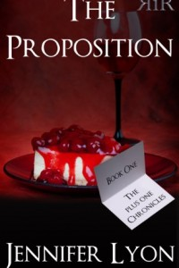 Bargain eBook Hunter: We Hunt for FREE & Bargain eBooks So You Don't Have To! -- A HotZippy Website: Today's Readers for Tomorrow's Bestsellers! © -- Bargain eBook Hunter proudly presents: The Proposition (The Plus One Chronicles) by Jennifer Lyon!