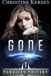Bargain eBook Hunter: We Hunt for FREE & Bargain eBooks So You Don't Have To! -- A HotZippy Website: Today's Readers for Tomorrow's Bestsellers! © -- Bargain eBook Hunter proudly presents: Gone (Parallel Trilogy, Book 1) by Christine Kersey!