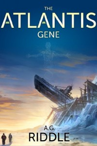 Bargain eBook Hunter: We Hunt for FREE & Bargain eBooks So You Don't Have To! -- A HotZippy Website: Today's Readers for Tomorrow's Bestsellers! © -- Bargain eBook Hunter proudly presents: The Atlantis Gene: A Thriller (The Origin Mystery, Book 1) by A.G. Riddle!