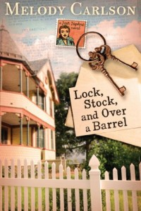 Bargain eBook Hunter: We Hunt for FREE & Bargain eBooks So You Don't Have To! -- A HotZippy Website: Today's Readers for Tomorrow's Bestsellers! © -- Bargain eBook Hunter proudly presents: Lock, Stock, and Over a Barrel by Melody Carlson!