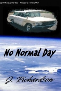Bargain eBook Hunter: We Hunt for FREE & Bargain eBooks So You Don't Have To! -- A HotZippy Website: Today's Readers for Tomorrow's Bestsellers! © -- Bargain eBook Hunter proudly presents: No Normal Day by J. Richardson!