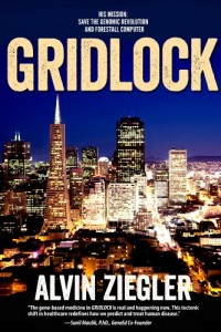 Bargain eBook Hunter: We Hunt for FREE & Bargain eBooks So You Don't Have To! -- A HotZippy Website: Today's Readers for Tomorrow's Bestsellers! © -- Bargain eBook Hunter proudly presents: Gridlock by Alvin Ziegler!