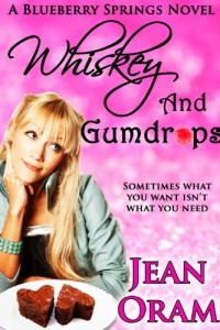 Bargain eBook Hunter: We Hunt for FREE & Bargain eBooks So You Don't Have To! -- A HotZippy Website: Today's Readers for Tomorrow's Bestsellers! © -- Bargain eBook Hunter proudly presents: Whiskey and Gumdrops: A Blueberry Springs Chick Lit Contemporary Romance by Jean Oram!