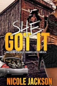 Bargain eBook Hunter: We Hunt for FREE & Bargain eBooks So You Don't Have To! -- A HotZippy Website: Today's Readers for Tomorrow's Bestsellers! © -- Bargain eBook Hunter proudly presents: She Got It by Nicole Jackson!
