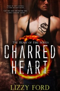 Bargain eBook Hunter: We Hunt for FREE & Bargain eBooks So You Don't Have To! -- A HotZippy Website: Today's Readers for Tomorrow's Bestsellers! © -- Bargain eBook Hunter proudly presents: Charred Heart (#1, Heart of Fire) by Lizzy Ford!