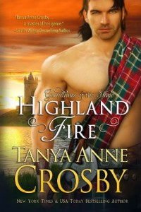 Bargain eBook Hunter: We Hunt for FREE & Bargain eBooks So You Don't Have To! -- A HotZippy Website: Today's Readers for Tomorrow's Bestsellers! © -- Bargain eBook Hunter proudly presents: Highland Fire (Guardians of the Stone) by Tanya Anne Crosby!