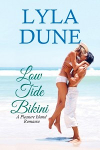 Bargain eBook Hunter: We Hunt for FREE & Bargain eBooks So You Don't Have To! -- A HotZippy Website: Today's Readers for Tomorrow's Bestsellers! © -- Bargain eBook Hunter proudly presents: Low Tide Bikini (A Pleasure Island Romance) by Lyla Dune!