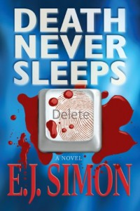 Bargain eBook Hunter: We Hunt for FREE & Bargain eBooks So You Don't Have To! -- A HotZippy Website: Today's Readers for Tomorrow's Bestsellers! © -- Bargain eBook Hunter proudly presents: Death Never Sleeps by E. J. Simon!