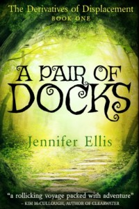 Bargain eBook Hunter: We Hunt for FREE & Bargain eBooks So You Don't Have To! -- A HotZippy Website: Today's Readers for Tomorrow's Bestsellers! © -- Bargain eBook Hunter proudly presents: A Pair of Docks (Derivatives of Displacement) by Jennifer Ellis!