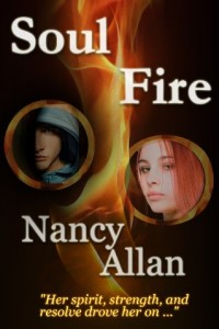 Bargain eBook Hunter: We Hunt for FREE & Bargain eBooks So You Don't Have To! -- A HotZippy Website: Today's Readers for Tomorrow's Bestsellers! © -- Bargain eBook Hunter proudly presents: Soul Fire by Nancy Allan!