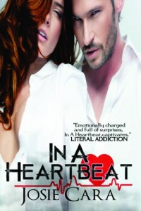 Bargain eBook Hunter: We Hunt for FREE & Bargain eBooks So You Don't Have To! -- A HotZippy Website: Today's Readers for Tomorrow's Bestsellers! © -- Bargain eBook Hunter proudly presents: In A Heartbeat by Josie Cara!
