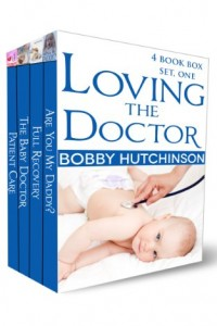 Bargain eBook Hunter: We Hunt for FREE & Bargain eBooks So You Don't Have To! -- A HotZippy Website: Today's Readers for Tomorrow's Bestsellers! © -- Bargain eBook Hunter proudly presents: LOVING THE DOCTOR, BOX SET ONE by Bobby Hutchinson!