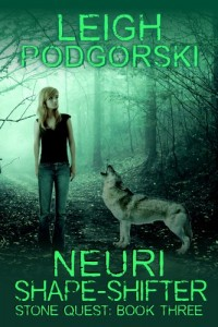 Bargain eBook Hunter: We Hunt for FREE & Bargain eBooks So You Don't Have To! -- A HotZippy Website: Today's Readers for Tomorrow's Bestsellers! © -- Bargain eBook Hunter proudly presents: Neuri Shape-Shifter (Stone Quest) by Leigh Podgorski!