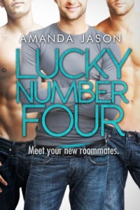 Bargain eBook Hunter: We Hunt for FREE & Bargain eBooks So You Don't Have To! -- A HotZippy Website: Today's Readers for Tomorrow's Bestsellers! © -- Bargain eBook Hunter proudly presents: Lucky Number Four by Amanda Jason!
