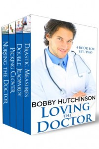 Bargain eBook Hunter: We Hunt for FREE & Bargain eBooks So You Don't Have To! -- A HotZippy Website: Today's Readers for Tomorrow's Bestsellers! © -- Bargain eBook Hunter proudly presents: LOVING THE DOCTOR, BOX SET TWO by Bobby Hutchinson!