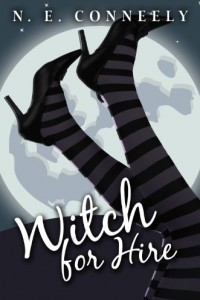 Bargain eBook Hunter: We Hunt for FREE & Bargain eBooks So You Don't Have To! -- A HotZippy Website: Today's Readers for Tomorrow's Bestsellers! © -- Bargain eBook Hunter proudly presents: Witch for Hire by N. E. Conneely!
