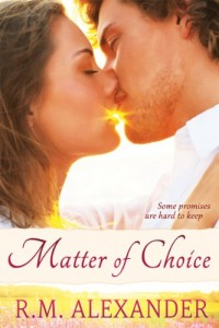Bargain eBook Hunter: We Hunt for FREE & Bargain eBooks So You Don't Have To! -- A HotZippy Website: Today's Readers for Tomorrow's Bestsellers! © -- Bargain eBook Hunter proudly presents: Matter of Choice by R.M. Alexander!