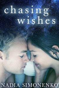 Bargain eBook Hunter: We Hunt for FREE & Bargain eBooks So You Don't Have To! -- A HotZippy Website: Today's Readers for Tomorrow's Bestsellers! © -- Bargain eBook Hunter proudly presents: Chasing Wishes: A New Adult Romance by Nadia Simonenko!