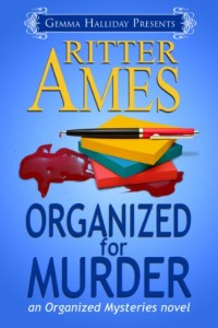 Bargain eBook Hunter: We Hunt for FREE & Bargain eBooks So You Don't Have To! -- A HotZippy Website: Today's Readers for Tomorrow's Bestsellers! © -- Bargain eBook Hunter proudly presents: Organized For Murder (Organized Mysteries #1) by Ritter Ames!