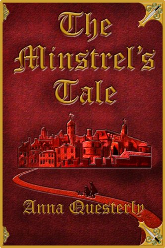 Bargain eBook Hunter: We Hunt for Free & Bargain eBooks So You Don't Have To! -- A HotZippy Website: Today's Readers for Tomorrow's Bestsellers! © -- Bargain eBook Hunter proudly presents: The Minstrel's Tale by Anna Questerly!