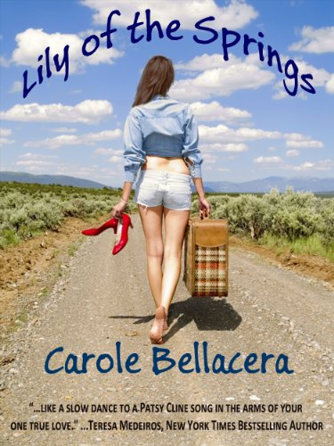 Bargain eBook Hunter: We Hunt for Free & Bargain eBooks So You Don't Have To! -- A HotZippy Website: Today's Readers for Tomorrow's Bestsellers! © -- Bargain eBook Hunter proudly presents: Lily of the Springs by Carole Bellacera!