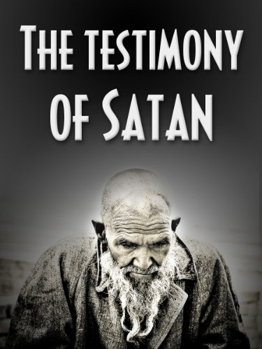 Bargain eBook Hunter: We Hunt for Free & Bargain eBooks So You Don't Have To! -- A HotZippy Website: Today's Readers for Tomorrow's Bestsellers! © -- Bargain eBook Hunter proudly presents: The Testimony of Satan by Jeremy Brown!