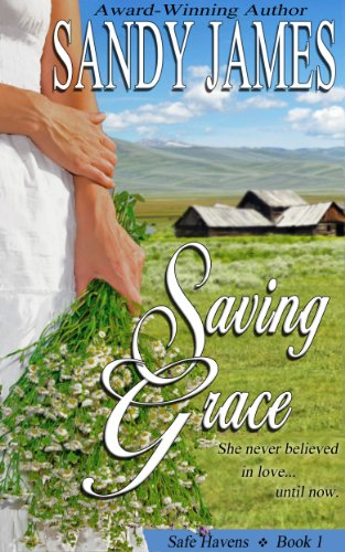 Bargain eBook Hunter: We Hunt for Free & Bargain eBooks So You Don't Have To! -- A HotZippy Website: Today's Readers for Tomorrow's Bestsellers! © -- Bargain eBook Hunter proudly presents: Saving Grace (Safe Havens) by Sandy James!