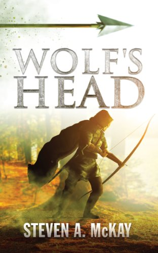Bargain eBook Hunter: We Hunt for Free & Bargain eBooks So You Don't Have To! -- A HotZippy Website: Today's Readers for Tomorrow's Bestsellers! © -- Bargain eBook Hunter proudly presents: Wolf's Head (The Forest Lord) by Steven A. McKay!