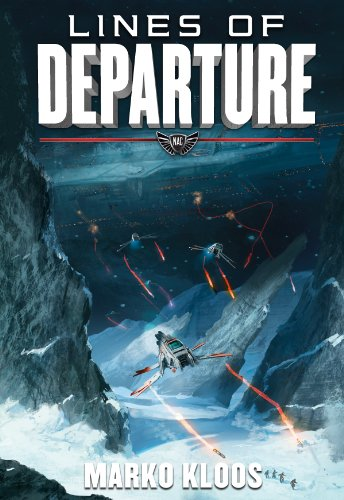Bargain eBook Hunter: We Hunt for Free & Bargain eBooks So You Don't Have To! -- A HotZippy Website: Today's Readers for Tomorrow's Bestsellers! © -- Bargain eBook Hunter proudly presents: Lines of Departure (Frontlines) by Marko Kloos!